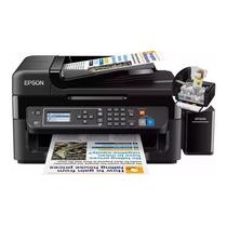 Impresora Epson 2750 $125, + Sistema De Tinta $165