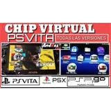 Instalación De Juegos Psvita Psp Vita Cualquier Versión