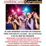 Karaoke 5000 Canciones 2 Flash Memory Micrófono Inalambrico