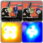 Bombillos Luces Guia 4 Smd