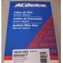 Cables Para Bujias Corsa 1.3 /1.4/ 1.6 Y 1.8 Acedelco Origin