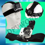Sujetador Casco Gopro Hero Arnes Correas Go Pro Hero 4 3 2