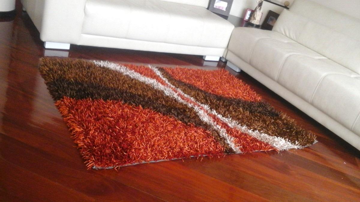 Alfombras de lana modernas estas alfombras modernas que for Alfombras redondas modernas