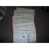 Antiguos Periódicos Completos El Telégrafo Sept/ 1933