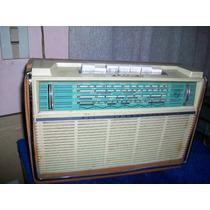 Antigua Radio Philips A Pilas, Funcionando Muy Bien