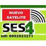 Antenas Satelitales,ses4 Ubcacion