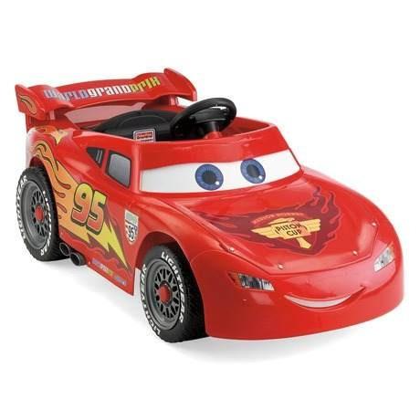 Auto Electrico De Bateria Para Niño Del Rayo Mac-queen - U$S 800 ...