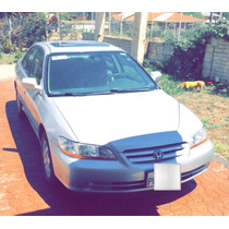 Honda Accord Exr 2001