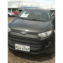 Ford Ecosport 2013 Flamante