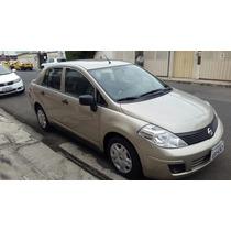 Nissan Tida 2013 Exelente Estado De Oportunidad