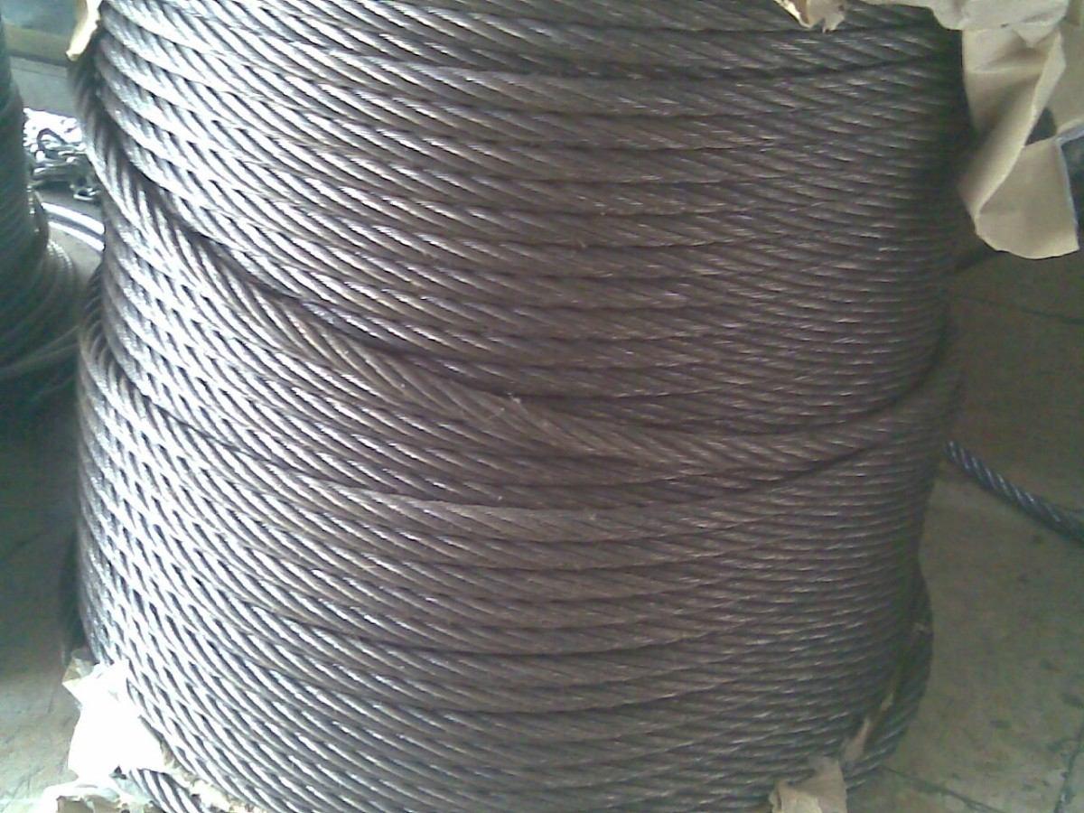 Cable de acero de 1 2 pulgada u s 2 50 en mercadolibre for Cable de acero precio