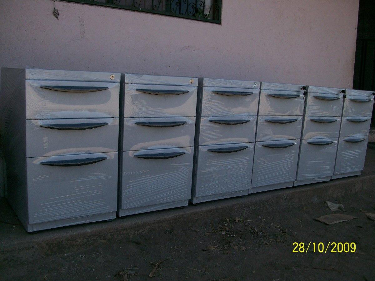 Cajoneras archivadores muebles de oficina u s 65 00 en for Muebles de oficina jm romo