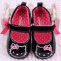 Hello Kitty Zapatos Para Niña 9 A 12 Meses
