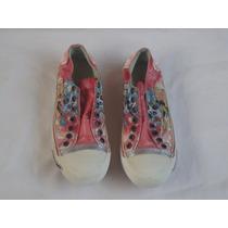 Zapatillas Don Ed Hardy Mujer Talla 36 #00150001408