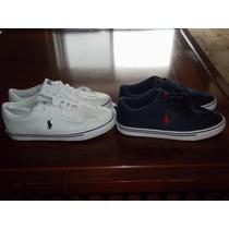 Zapatos Polo Originales Solo En 8 Y Medio