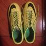 Pupos Nike Mercurial Fosforescentes 10/10!! Talla 40..(8us)