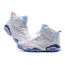 Zapatillas De Mujer Jordan 6 Talla Us8 Entrega Inmediata