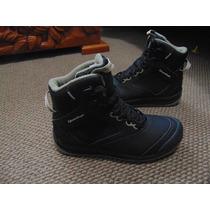 Zapatos Botin Quechua Talla Usa 8, Plantilla 25.5 Cm