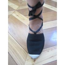 Zapatillas Atadas