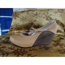 Zapatos De Mujer Talla 38 Taco Magnolia