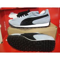 Zapatos Puma Anjan Usa 8.5 Eu 39 Nuevos Y Autenticos C142