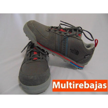 Zapatos The North Face Eu42, Us9, Uk8 Cm27 Plomas Con Rayas