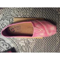 Remato Zapatos Bobs - Talla 8 - Muy Comodos