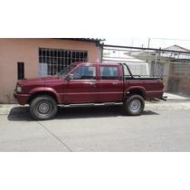 Mazda Doble Cabina 4x4, Año 1998