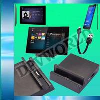 Base Carga Magnetica Sony Xperia Tablet Z2 / Z3 /z3 Cmpt Usb