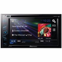 Radio De Auto Pioneer Dvd/ Usb/ Aux Bluetooth