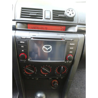 Radio Mazda 3 Wifi Dvd Gps Usb Etc Modelo Anterior