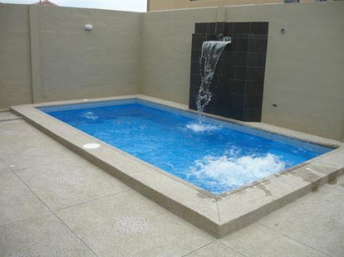 Cascadas piscinas imagui for Piscinas con jacuzzi y cascada