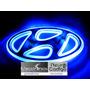 Luz Led Insignia Para Hyundai Elantra, Vw Y Chevrolet