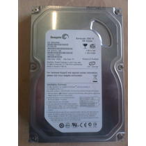 Disco Duro Interno Ide Seagate Barracuda 160gb 7200rpm