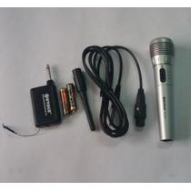 Promocioneslafamilia Microfonos Inalambricos Vendo