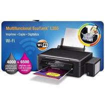 Impresora Epson L355/365/465