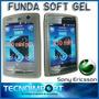Protector Soft Gel Sony Ericsson X10 Mini - X10 Mini Pro