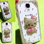 Case S3 S4 J7 Iphone 4s 5 Note Hello Kitty S6 Plus Edge +