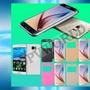 Estuche Samsung Galaxy S6 Sm-g920f Tipo Flipcover Resistente