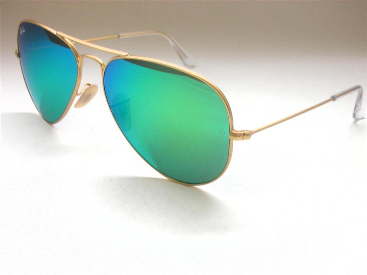 lentes ray ban aviator mercadolibre