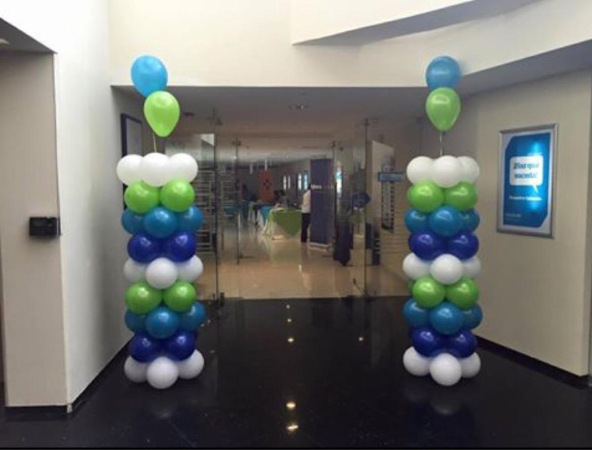 Globos con helio baratos a domicilio 0999666224 2454542 - Helio para inflar globos barato ...
