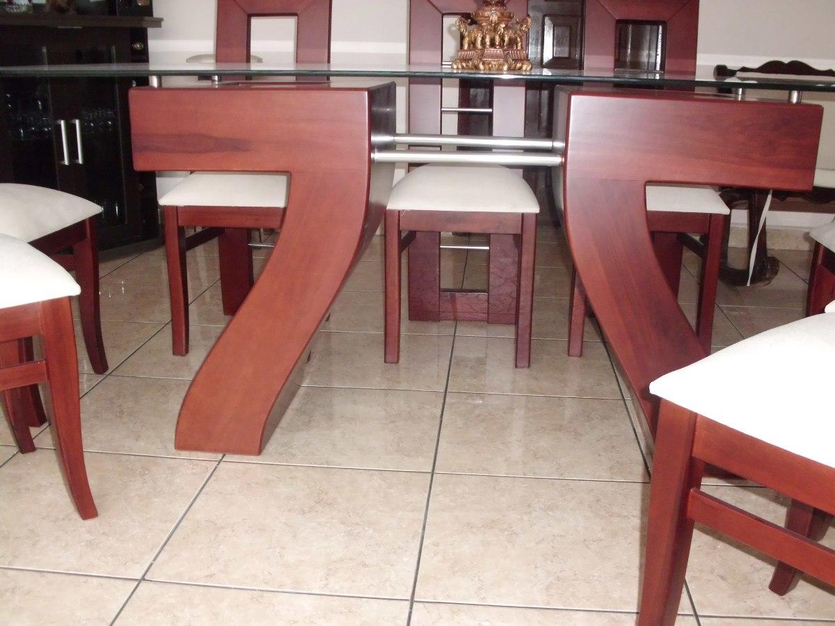 Mesa de comedor de venta en quito for Comedor de cristal