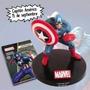 Marvel Estatua El Comercio Capitan America-legends Dc Univer