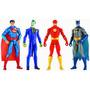 Coleccion Dc Comics Mattel 30cm Flash Robin Superman Arrow