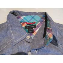Camisa Tommy Hilfiger De Joven Talla M 12-14