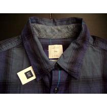 Camisa Gap Rn54023 Medium Exclusiva Fina Original