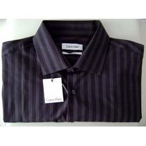 Camisas Calvin Klein 15.5 (s/m) Y 16.5(m/l) Únicas Finas