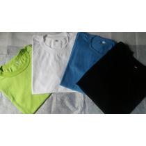Camiseta Publicitaria De Algodón Y Poliéster