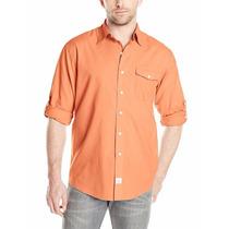 Camisa Izod Hombre Originales Talla S Gran Oferta