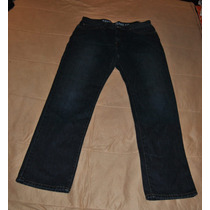 Jeans Nautica Original Talla 34 Cintura 32 Largo Corte Rect